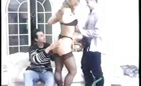 Il provino porno di Rita, calda fiorentina