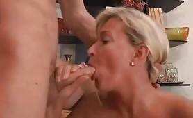 Carlo Boss e Rita Swiss in porno italiano