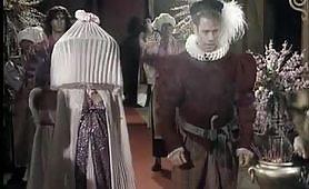 Scena porno ripresa dal film italiano vintage Marco Polo