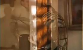 Scena porno vintage ripresa dal film italiano Seduzione