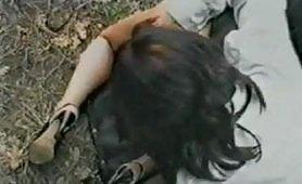 Una calda scena porno lesbo vintage italiano